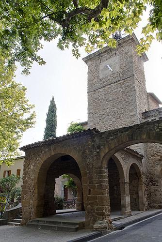 Residence Club mmv Aubignan Les Demeures du Ventoux, Provence, village