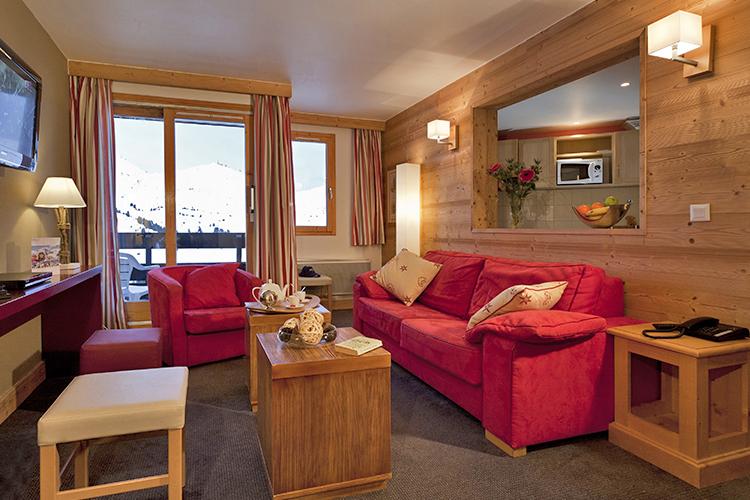 Location appartement Belle-Plagne