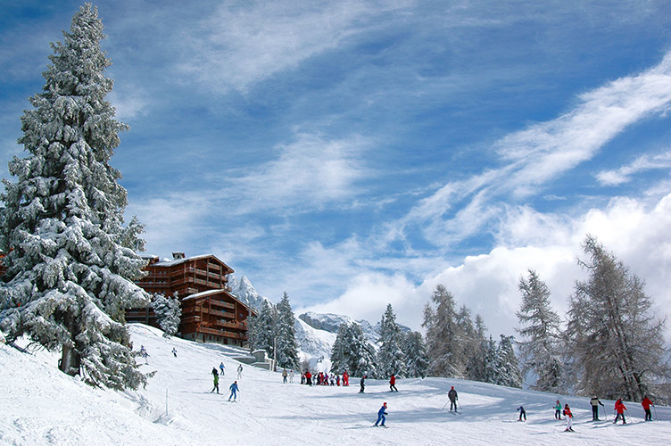 Belle Plagne, mmv Residence Club Le Centaure, French Alps, Savoie, resort