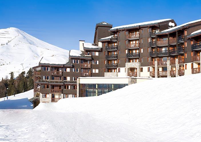 Belle Plagne, mmv Residence Club Le Centaure, French Alps, Savoie