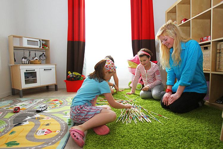 Résidence Détente mmv Dinan, Duguesclin, Bretagne, club enfants