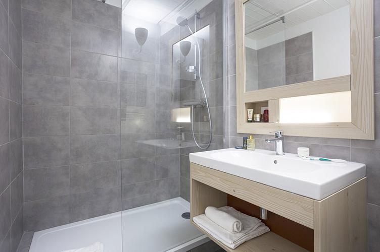 Salle de bain Le Flaine