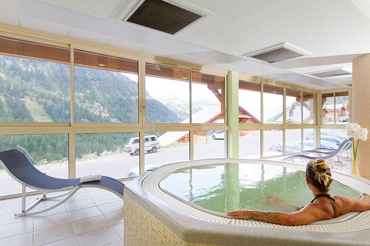 Résidence mmv Isola 2000, Les Tarrasses d'Isola, Alpes Maritimes, spa