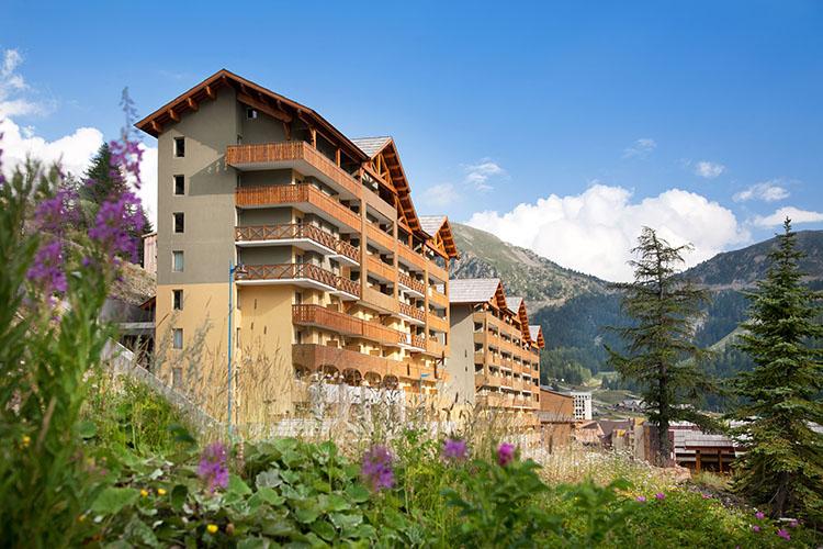 Résidence mmv Isola 2000, Les Terrasses d'Isola, Alpes Maritimes