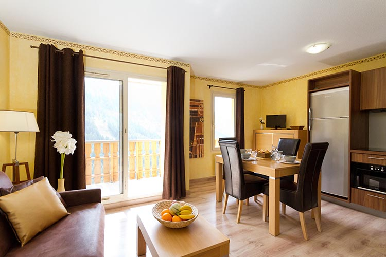 Location appartement Isola 2000