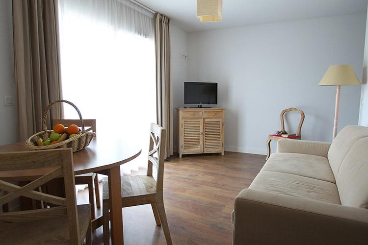 Résidence Club mmv La Rochelle, Le Domaine du Château, Atlantique, salon