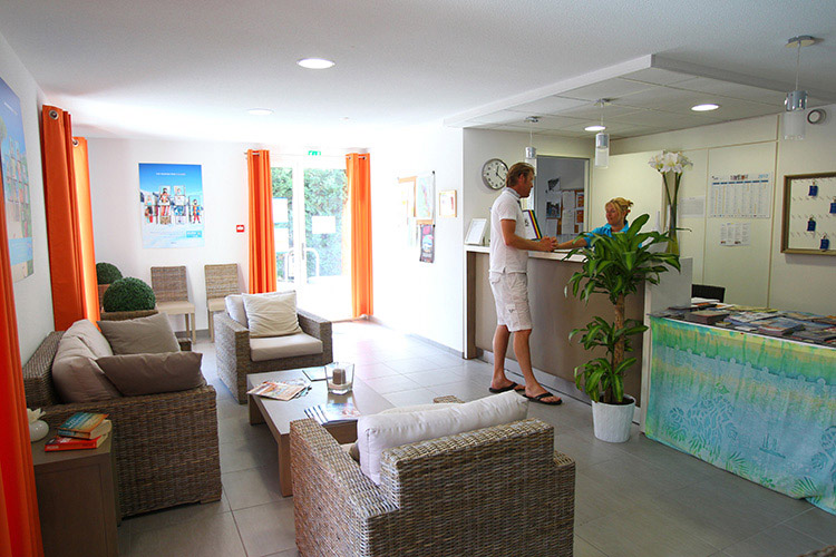 mmv Residence Club Lacanau, Les Rives du Lac, Atlantic coast, reception