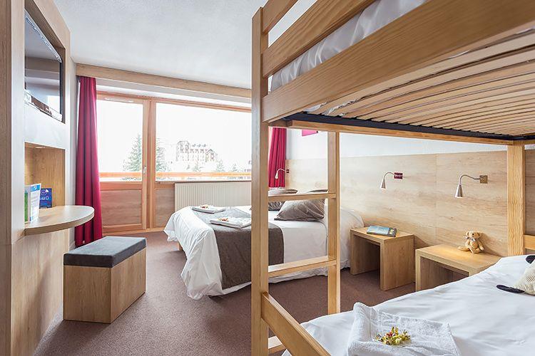 Les 2 Alpes hotel enfant