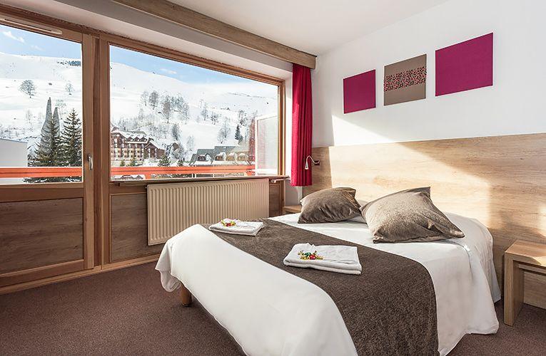 Les 2 Alpes hotel famille