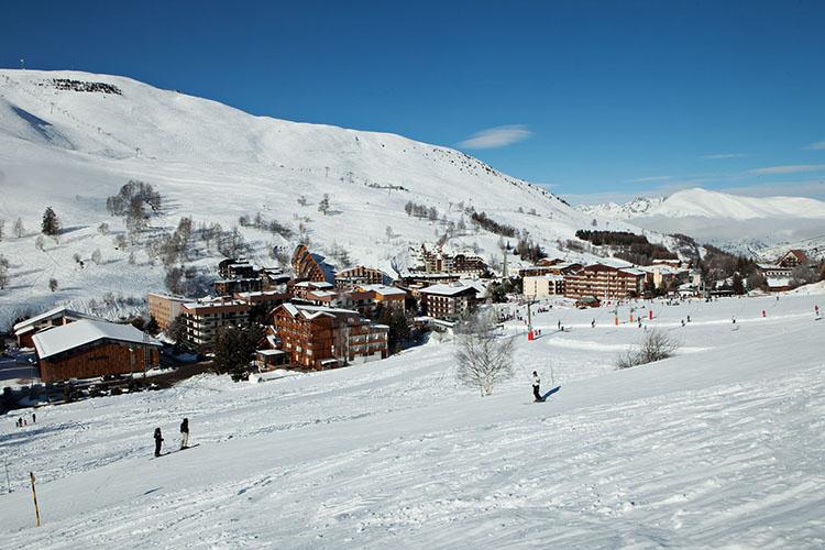 mmv Hotel Club Les 2 Alpes, Le panorama, Les deux Alpes, Isère, French Alps, resort