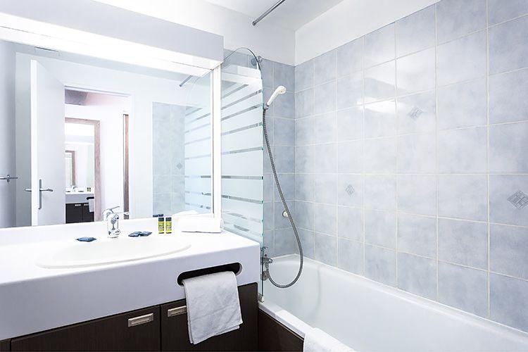 hotel panorama mmv salle de bain