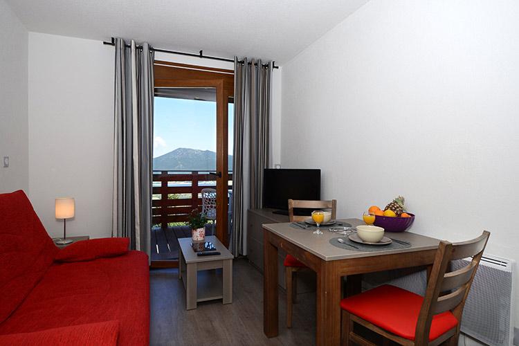 Résidence Partenaire Les Angles, Les Chalets de l'Isard***, Pyrénées, appartement