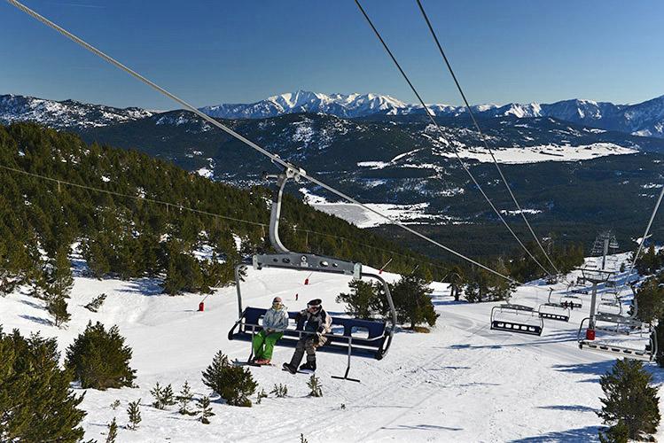 Location vacances ski Les Angles