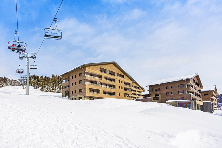 Résidence Club Ski Les Saisies