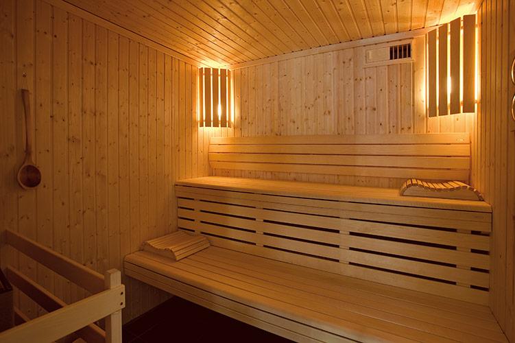 Montgenevre résidence sauna
