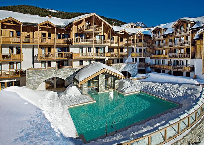 Location Appartement Ski Montgenevre R 233 Sidence Club