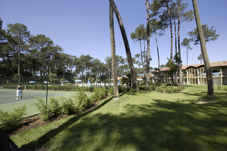 Résidence Club Ondres-Bayonne, l'Allée des Dunes