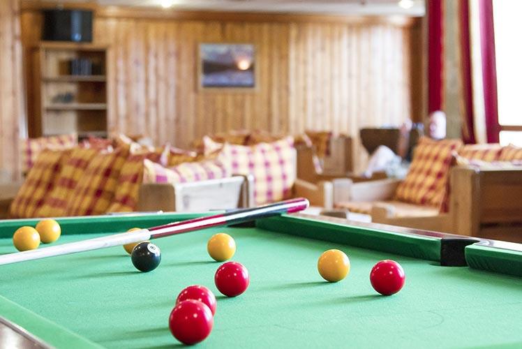 mmv hotel club Plagne Montalbert, les sittelles, Savoie, French Alps, resort