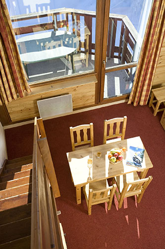 mmv hotel club Plagne Montalbert, les sittelles, Savoie, French Alps, apartments