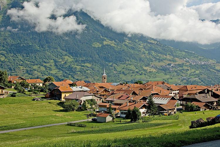 mmv hotel club Plagne Montalbert, les sittelles, Savoie, French Alps, village