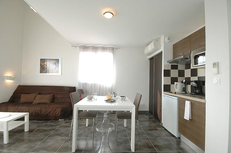 Résidence Partenaire Saint-Cyprien, Les demeures torrellanes***, Latour-Bas-Elne, appartements