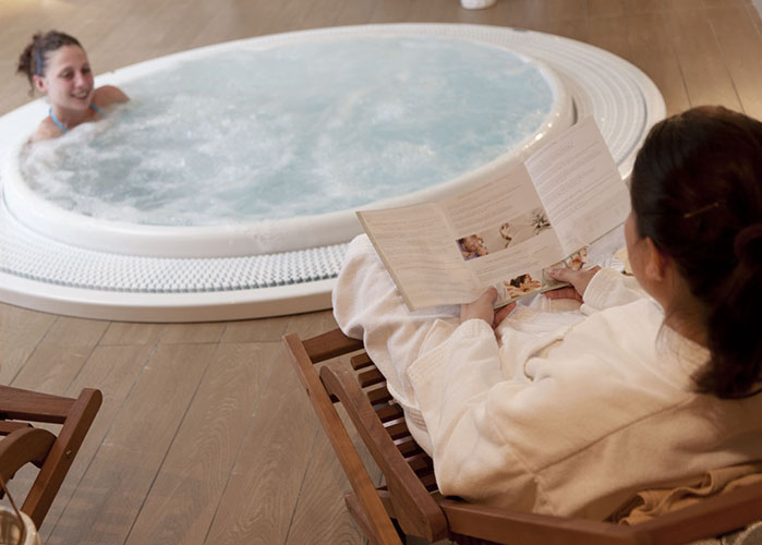 mmv Hotel Club Saint-Gervais Mont-Blanc, le monte bianco, Haute Savoie, spa