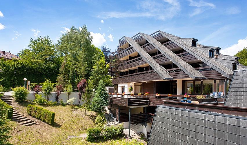 Bienvenue dans l'Hôtel Club mmv Saint-Gervais Mont-Blanc