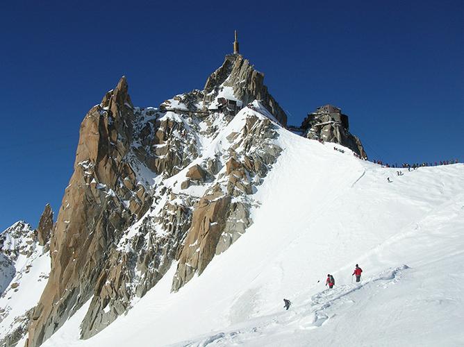 Hôtel club vacances à la montagne en hiver Saint-Gervais Mont-Blanc