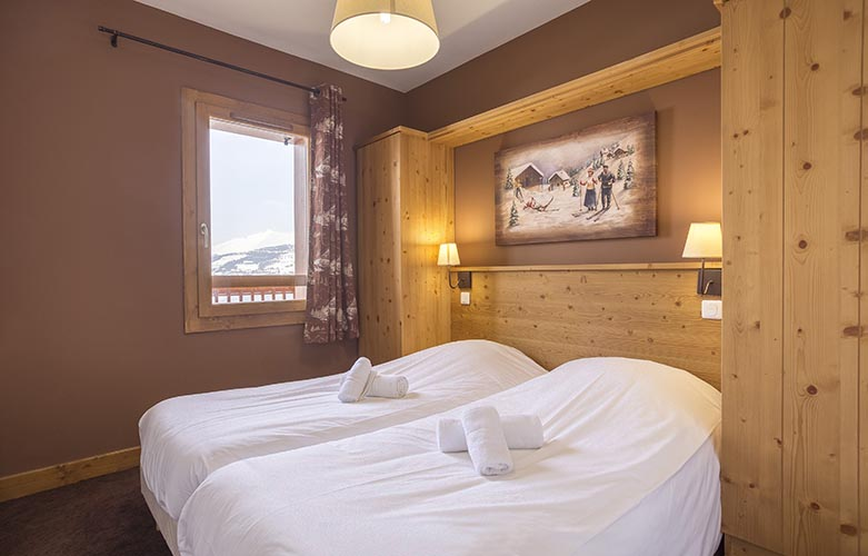 Location Sainte Foy chambre 2