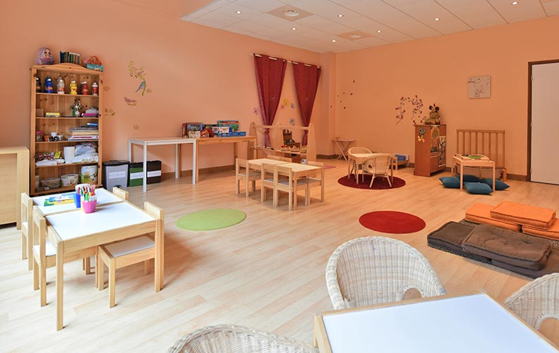 Location Sainte Foy club kids