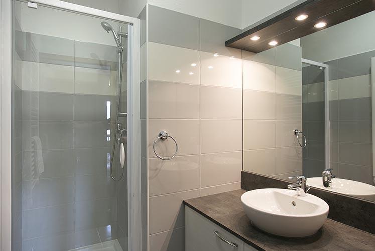 Location Sainte Foy salle de bain