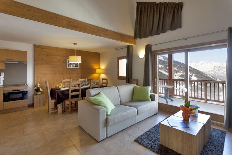 mmv Residence club**** Sainte-Foy Tarantaise, L'Etoile des Cimes, Savoie, apartments
