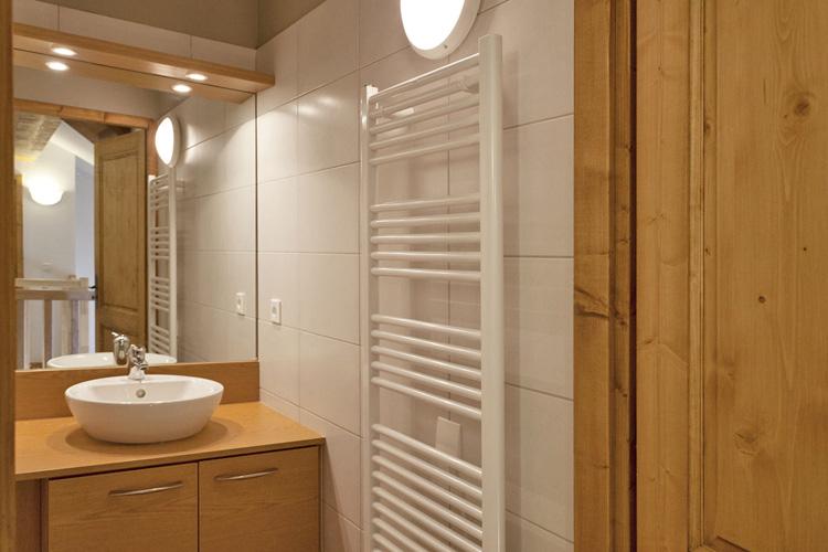mmv Residence club**** Sainte-Foy Tarantaise, L'Etoile des Cimes, Savoie, bathroom