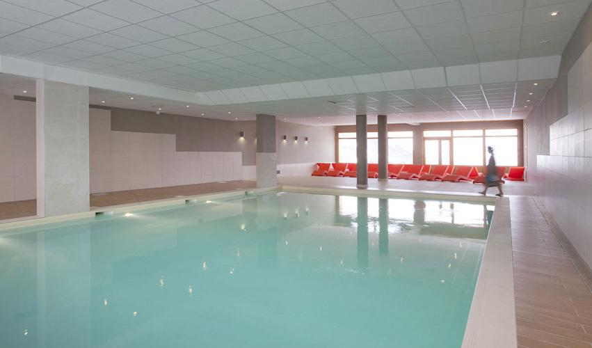 mmv Residence club**** Sainte-Foy Tarantaise, L'Etoile des Cimes, Savoie, pool