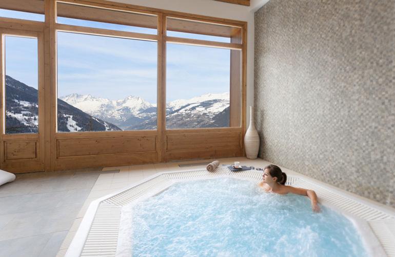 mmv Residence club**** Sainte-Foy Tarantaise, L'Etoile des Cimes, Savoie, spa
