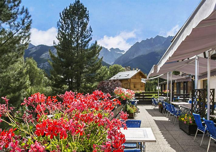 serre chevalier terrasse hotel