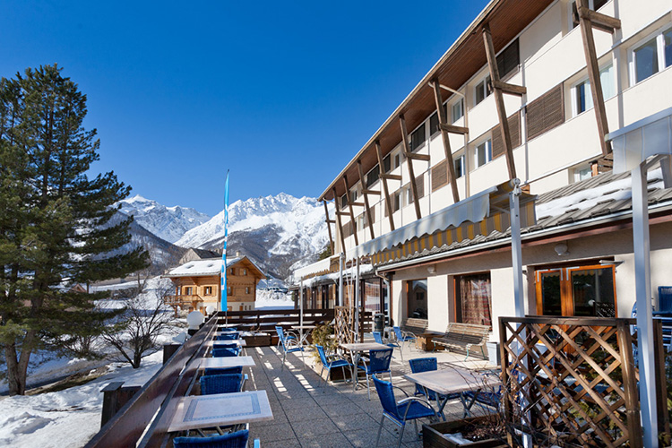 mmv Hotel Club Serre Chevalier, l'Alpazur, High Alps