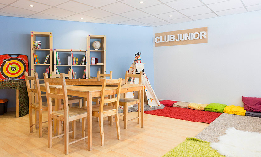 hotel club tignes junior