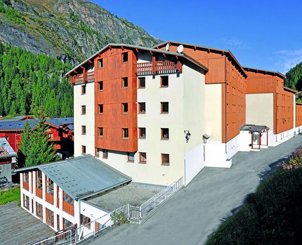 Hotel Club 4 étoiles Tignes Les Brévières