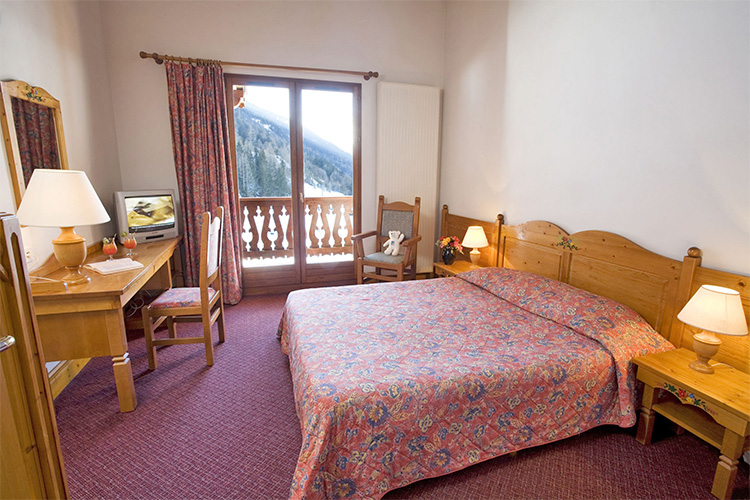 mmv Hotel Club Val Cenis, Le Val Cenis, Savoie, French Alps, rooms