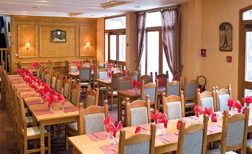 Hôtel restaurant Val Cenis