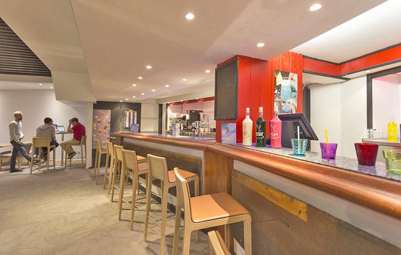 mmv Hotel Club Val Thorens, Les Arolles, Savoie, french Alps, bar