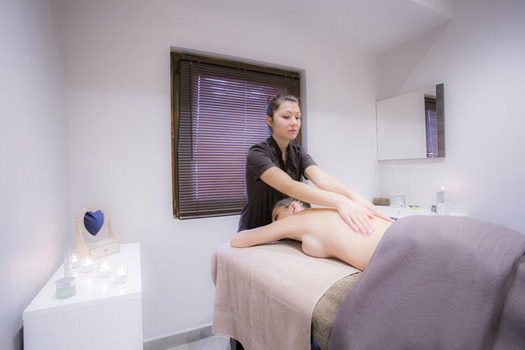 mmv Hotel Club Val Thorens, Les Arolles, Savoie, french Alps, body treatment