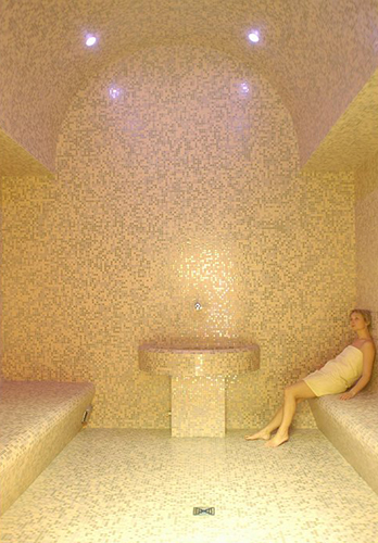 mmv Residence Club Valence, le domaine du lac, steam room