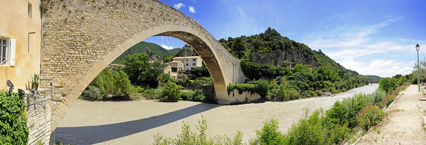 Résidence club mmv Valence, le domaine du lac, drôme, paysages et patrimoine