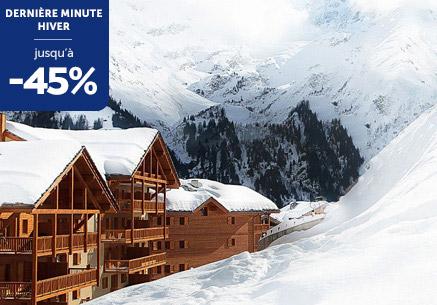 Dernière Minute Ski