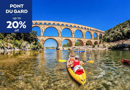 holidays pont du gard best deal