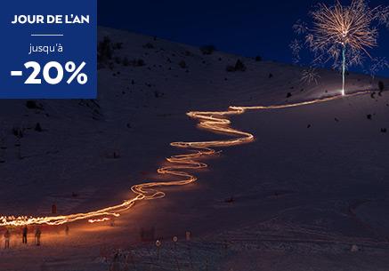 Promo ski Jour de l'An