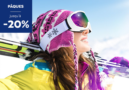 Promo ski à Paques