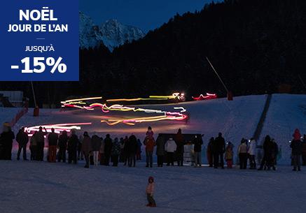 Noël et Jour de l'An au Ski